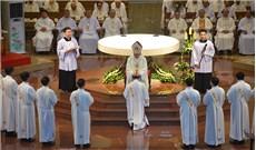 Những tân linh mục của Giáo hội trong tháng Thánh Tâm