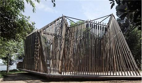 Kiến trúc nhà nguyện tham gia cuộc triển lãm nổi tiếng thế giới