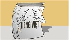 """Làm giàu tiếng Việt """"giản thể"""""""