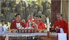 Khai mạc Năm Thánh tôn vinh các Thánh tử đạo Việt Nam
