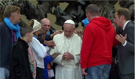 """""""Người nghèo kêu lên và Thiên Chúa đã lắng nghe"""""""