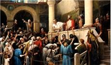 Từ trên Thánh Giá nhìn xuống Chúa Giêsu thấy những ai? (P8)