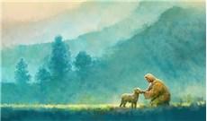 Tôi đã thấy Chúa Giêsu yêu thương và khiêm nhường