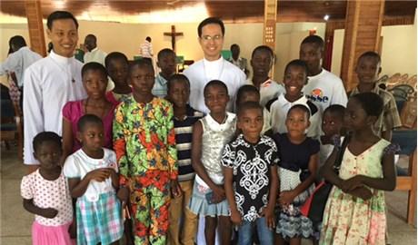 Dòng Chúa Thánh Thần và sứ mạng truyền giáo quốc tế