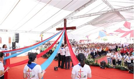 Đại hội Giới trẻ giáo hạt Hải Dương