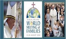 Chuẩn bị chuyến thăm Ireland của Ðức Thánh Cha Phanxicô