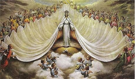 Xin theo Ðức Mẹ lên Trời
