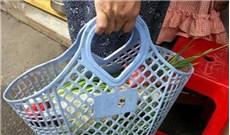 Chiếc giỏ đi chợ