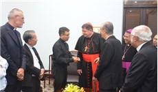 Đức Hồng y João Braz de Aviz thăm Tổng giáo phận TPHCM
