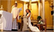 Không nên tổ chức tiệc cưới ở khuôn viên giáo xứ
