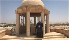 Tu viện gần nơi Ðức Giêsu chịu phép rửa sắp mở cửa lại