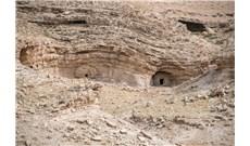 Di tích của lâu đài nơi thánh Gioan Tẩy Giả bị trảm quyết