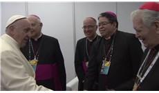 Các giám mục Venezuela hành hương ad limina đến Vatican