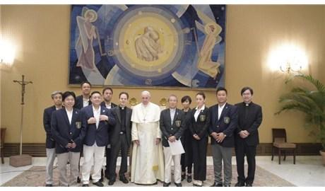 Đức Giáo Hoàng sẽ thăm Nhật Bản trong năm 2019?