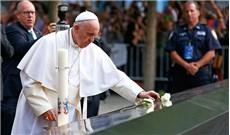 Các vị giáo hoàng tưởng nhớ nạn nhân vụ tấn công 11.9