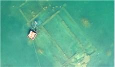 Khảo cứu nhà thờ 1.600 tuổi ở đáy hồ