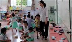 Giúp trẻ những ngày đầu đi học