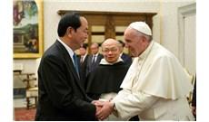 Đức Giáo Hoàng Phanxicô chia buồn với Việt Nam