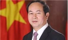Chủ tịch nước Trần Ðại Quang từ trần