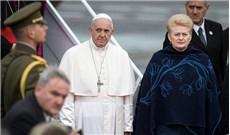 Ðức Giáo Hoàng mang hy vọng mới cho vùng Baltic