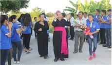 """Ðức giám mục Phêrô Nguyễn Văn Ðệ: """"Thời gian còn lại để tôi xin thật nhiều các linh hồn  về cho Chúa"""""""