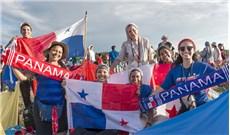 Ðoàn Việt Nam hướng về Panama 2019
