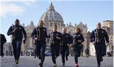 Vatican ra mắt  đội tuyển điền kinh