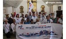Đoàn Việt Nam đã có mặt tại Panama