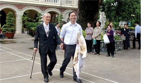 Đức Hồng y GB Phạm Minh Mẫn và những ngày tháng nghỉ hưu