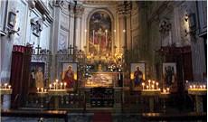 Nhà thờ lưu giữ tim của các vị Giáo hoàng