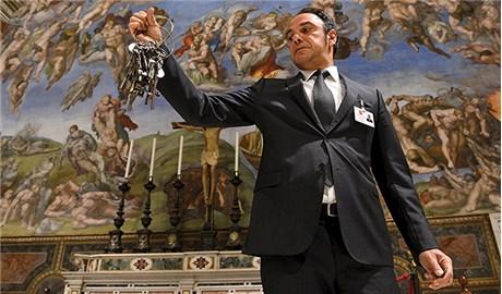 Người giữ khóa thành Vatican