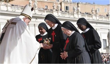 Giáo hội có thêm 5 vị thánh