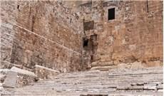 Phát hiện con đường hành hương từ thời Chúa Giêsu