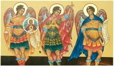 Tổng lãnh thiên thần, Michael, Gabriel và Raphael