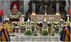 Ðức Giáo Hoàng khai mạc tháng truyền giáo ngoại thường