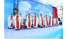 Kết thúc Đại hội Hội Ðồng Giám mục Việt Nam