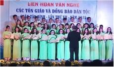 Một sân chơi văn nghệ Liên tôn giáo và dân tộc ở Tân Bình