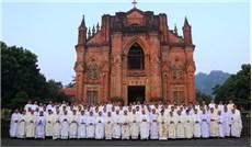 Tĩnh tâm của linh mục đoàn Giáo phận Hà Tĩnh