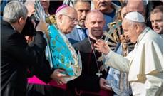 Thông điệp hòa giải từ bức tượng  Ðức Mẹ Lujan