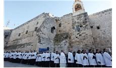 Khách hành hương đến Bethlehem gia tăng