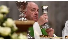 Đức Giáo Hoàng cử hành thánh lễ Ngày vì Người nghèo