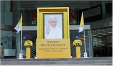 Bangkok rộn ràng chào đón Ðức Thánh Cha