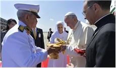 Ðức Thánh Cha Phanxicô đã đến Thái Lan