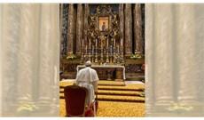 Đức Thánh Cha cầu nguyện tạ ơn sau chuyến tông du