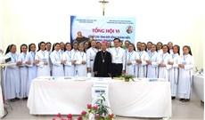 Dòng nữ Ðaminh Thái Bình bầu chọn Bề trên Tổng quyền khóa VI