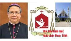 Đức cha Giuse Đỗ Mạnh Hùng - tân Giám mục chính tòa giáo phận Phan Thiết