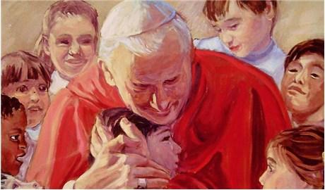 Niềm Vui  được Ðức Thánh Giáo hoàng Ðến thăm