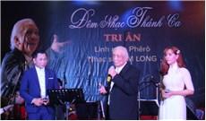 Ðêm nhạc thánh ca tri ân linh mục nhạc sư Kim Long