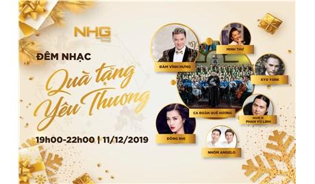 Hội Học sinh - Sinh viên NHG tổ chức đêm nhạc mừng Chúa Giáng Sinh