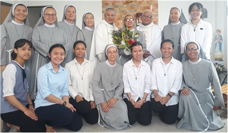 Những bước chân đầu tiên tại Việt Nam của dòng nữ Truyền giáo Phanxicô Assisi